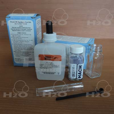 Kit analizador de dureza HACH
