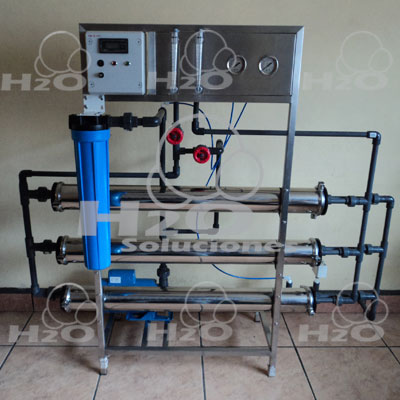 Purificadoras de agua con osmosis inversa modelo 1000 premium for Membrana osmosis inversa